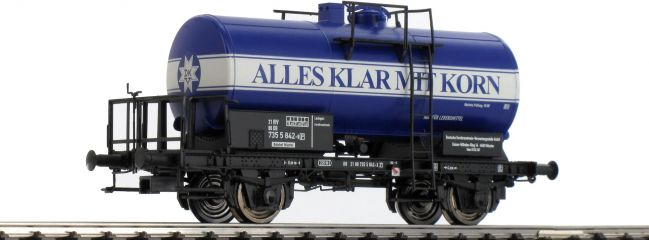 BRAWA 49212 Kesselwagen Alles klar mit Korn DB | Spur H0