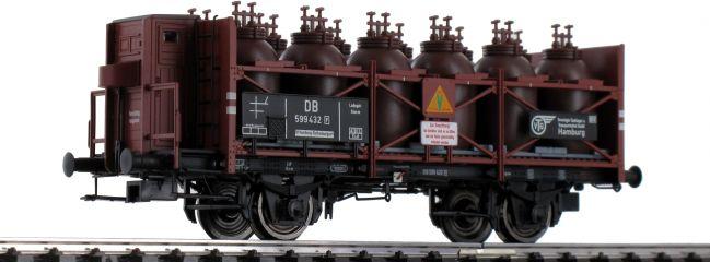 BRAWA 49310 Säuretopfwagen Z [P] | DC | DB | VTG | Spur H0