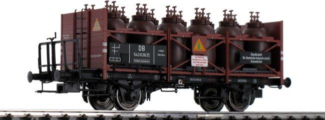 BRAWA 49312 Säuretopfwagen Z Grevenbrck DB | DC | Spur H0