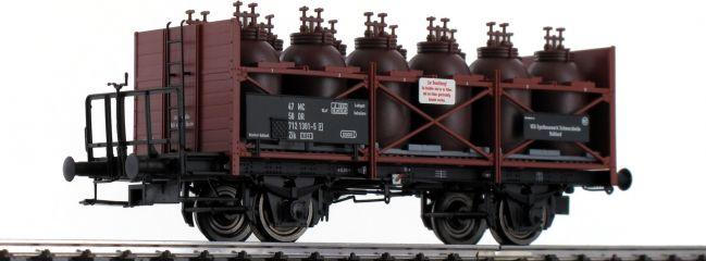 BRAWA 49314 Säuretopfwagen Zik [7121] | DC | DR | VEB Ruhland | Spur H0