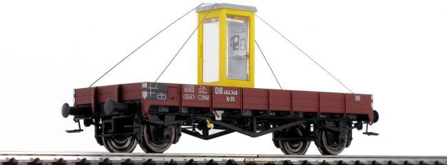 BRAWA 49353 Arbeitswagen Xr 35 DB   DC   Spur H0