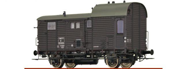 BRAWA 49409 Güterzuggepäckwagen M SNCF | DC | Spur H0