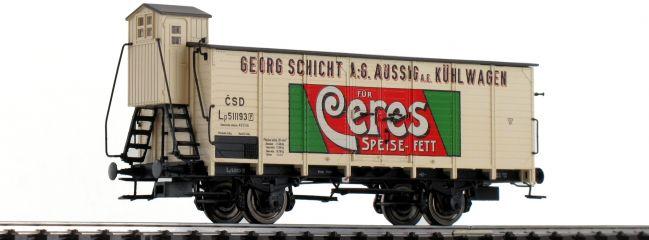 ausverkauft | BRAWA 49757 Güterwagen G10 | DC | CSD | Ceres Speisefett | Spur H0