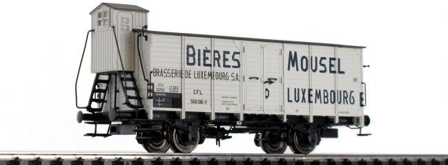 BRAWA 49758 Bierwagen G10 | DC | CFL | Mousel Bieres | Spur H0