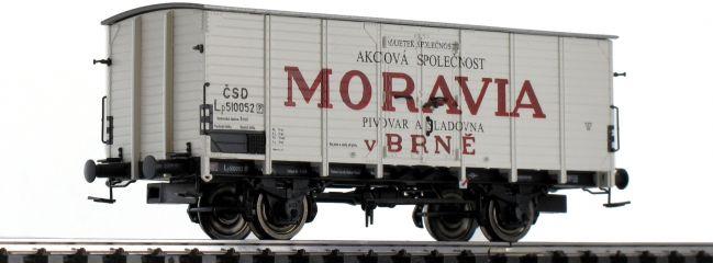 BRAWA 49777 Bierwagen Lp | DC | CSD | Moravia | Spur H0