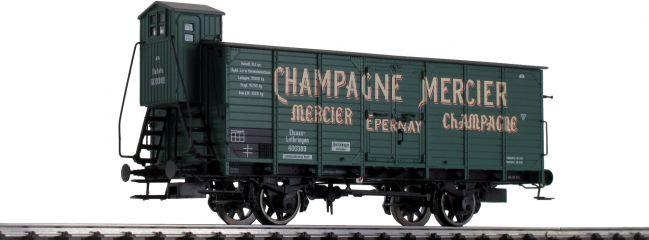 BRAWA 49805 Bierwagen G Champagne Mercier Elsass Lothringen | DC | Spur H0