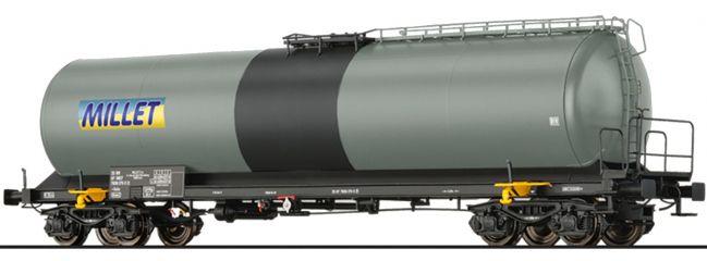 BRAWA 50503 Kesselwagen Uahs Millet SNCF | DC | Spur H0