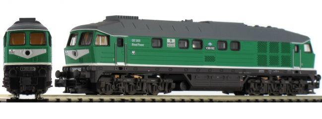 ausverkauft | BRAWA 61020 Diesellok BR 232 Wismut AG | DC analog | Spur N