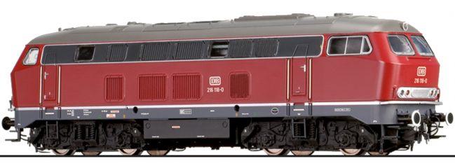 BRAWA 61218 Diesellok BR 216 DB | DC analog | Spur N