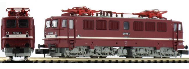 BRAWA 63019 E-Lok BR 211 DR | DC analog | Spur N