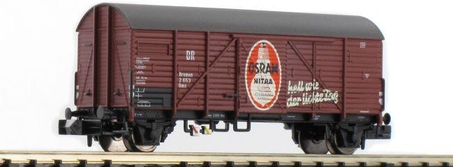 BRAWA 67316 Ged. Güterwagen Gms Osram DRG   Spur N