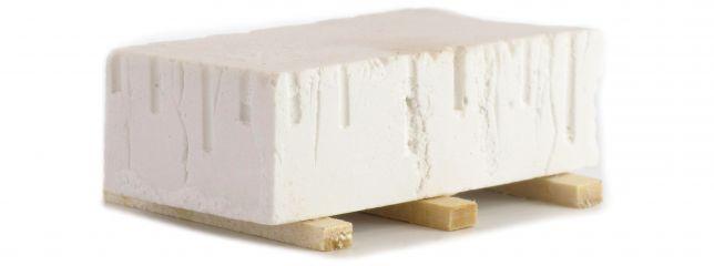 BRAWA 94702 Ladegut Marmorblock | 1 Stück | Spur H0