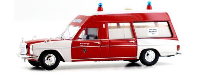 BREKINA 13817 Mercedes Benz 8 KTW BF Mülheim   Blaulichtmodell 1:87