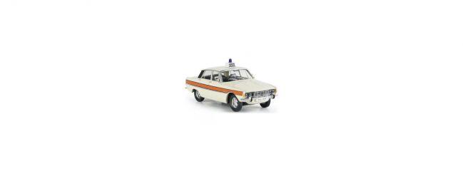 """BREKINA 15107 Rover P6 Limousine """"Police"""" Modellauto 1:87"""