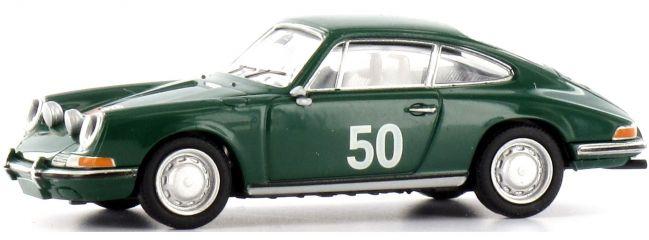"""BREKINA 16220 Porsche 911 Coupé """"Rallye"""" Automodell 1:87"""