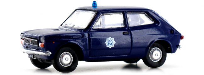 BREKINA 22505 Fiat 127 Politie (NL) | Blaulicht-Modell 1:87
