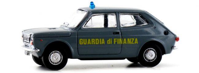 BREKINA 22509 Fiat 127 Guardia di Finanza | Blaulichtmodell 1:87
