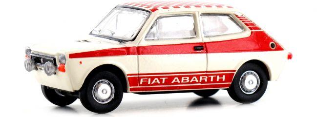 BREKINA 22510 Fiat 127 grau Abarth   Auto-Modell 1:87