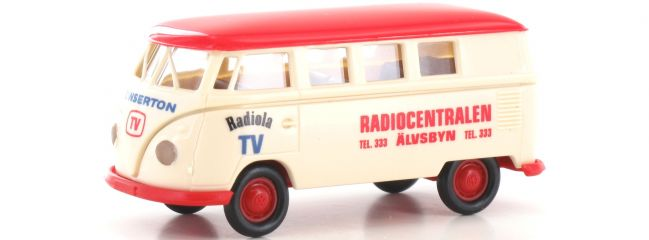 BREKINA 31594 VW T1 Kombi Radiocentralen | Automodell 1:87