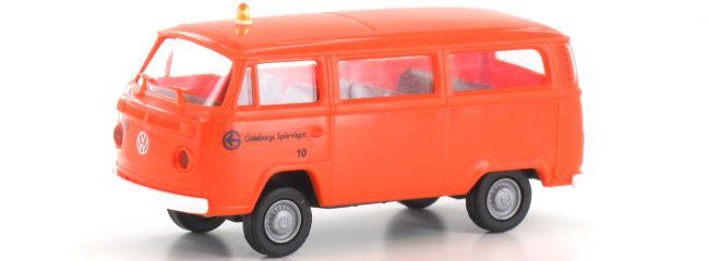BREKINA 33141 VW T2 Kombi Göteborgs Sparvägar   Automodell 1:87