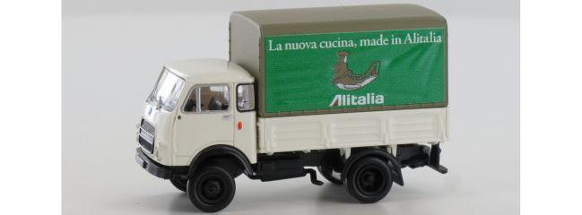 BREKINA 34633 OM Lupetto PP Alitalia | | LKW-Modell 1:87
