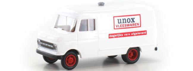 BREKINA 35719 Opel Blitz Kasten Unox | Automodell 1:87