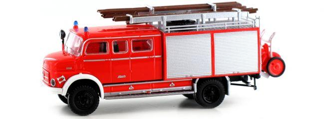 BREKINA 47138 Mercedes LAF 1113 LF 16  Feuerwehr | Blaulichtmodell 1:87