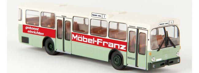 BREKINA 50743 MB O 305 Stadtbus Möbel-Franz | Modell-Bus 1:87