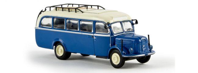 BREKINA 58001 Steyr Haubenwagen Typ 380/480 | Bus-Modell Spur H0 1:87