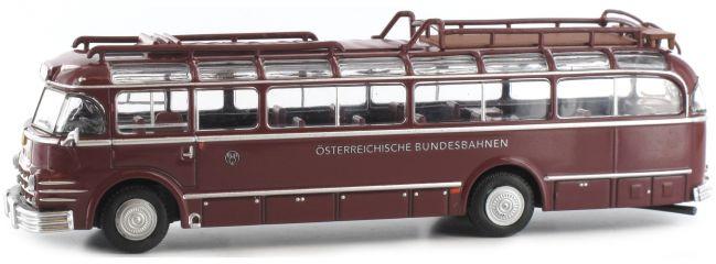 BREKINA 58060 Saurer 5GVF-U ÖBB | Bus-Modell 1:87