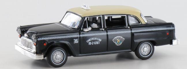 BREKINA 58927 Checker Cab Dallas   Auto-Modell 1:87