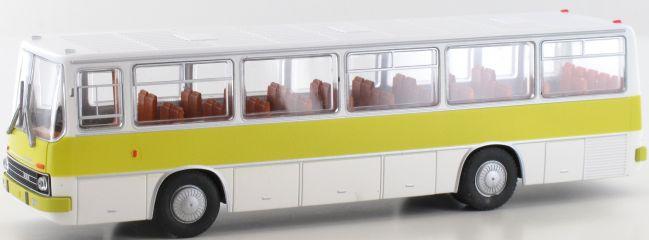 BREKINA 59603 Ikarus 255.72 weiss gelb | Bus-Modell 1:87