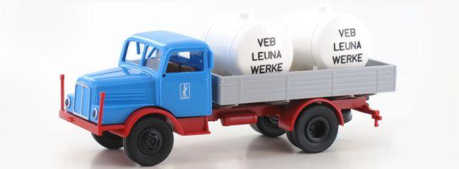 BREKINA 71532 IFA S 4000-1 Leunawerke | LKW-Modell 1:87