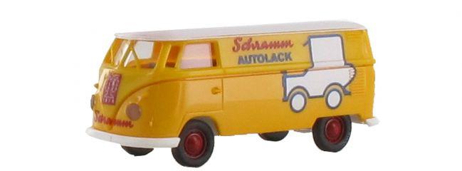 BREKINA 32718 VW T1b Kasten Schramm Autolack | Auto-Modell 1:87