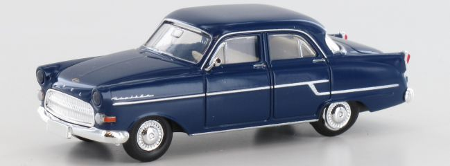 BREKINA 20881 Opel Kapitän dunkelblau | Auto-Modell 1:87