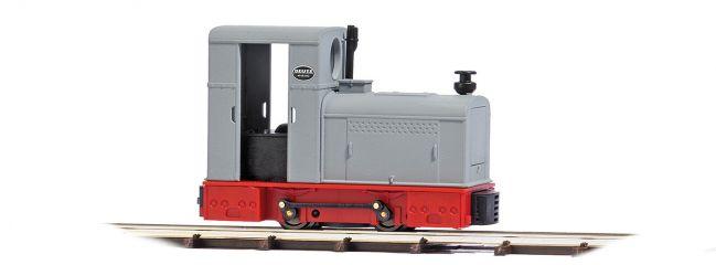 BUSCH 12133 Deutz OMZ 122F grau Diesellok Feldbahn 1:87