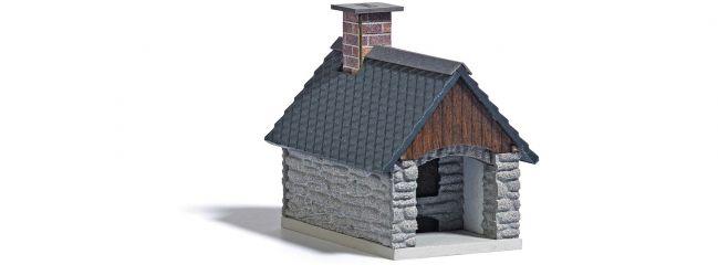 BUSCH 1384 Backhaus LaserCut Bausatz Spur H0