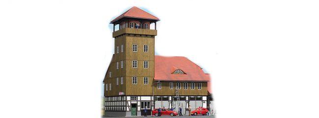 BUSCH 1450 Feuerwehr Schwenningen LaserCut Bausatz 1:87