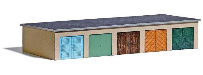BUSCH 1648 Garagenkomplex LaserCut Bausatz 1:87