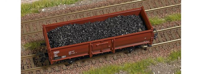 BUSCH 1680 Ladegut Kohle | für Waggons Spur H0