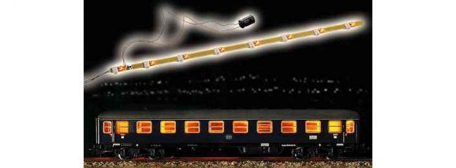 BUSCH 1805 Wageninnenbeleuchtung mit Antiflacker-Elektronik | Spur H0