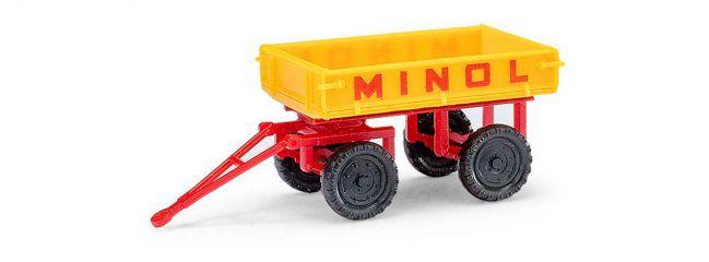 BUSCH 210007600 Anhänger für E-Karre Minol Automodell 1:87