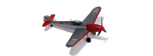 BUSCH 25005 Messerschmitt BF109 CZ | Flugzeugmodell Spur H0