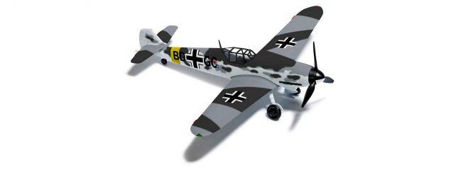 BUSCH 25012 Messerschmitt BF 109 G2 Jagdbomber Flugzeugmodell 1:87