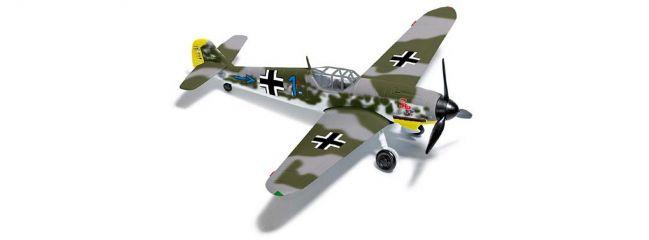 BUSCH 25014 Messerschmitt Bf109 F4/B deutscher Jagdbomber Flugzeugmodell 1:87