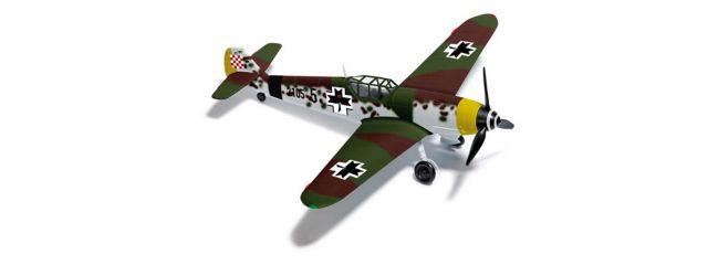BUSCH 25019 Messerschmit Bf 09 G Kroatien Flugzeugmodell 1:87