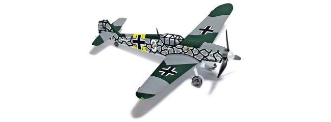 BUSCH 25058 Messerschmitt  Bf109 F2 Hans Philipp Flugzeugmodell 1:87