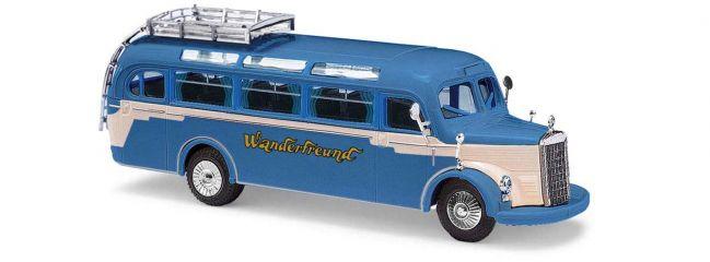 BUSCH 41007 Mercedes-Benz O-3500 Wanderfreunde Busmodell 1:87