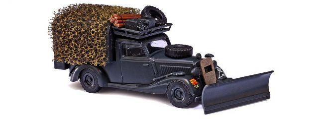 BUSCH 41564 MB 170V »Schneeräumfahrzeug« Militärmodell 1:87