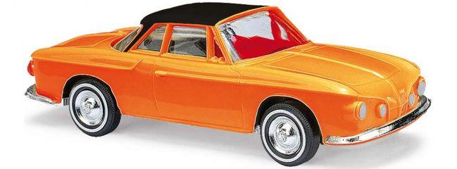 BUSCH 45807 VW Karmann Ghia 1600 Orange | Modellauto 1:87
